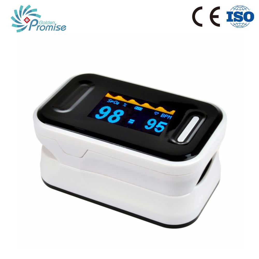 Blood Pressure Pulse Oxygen Meter