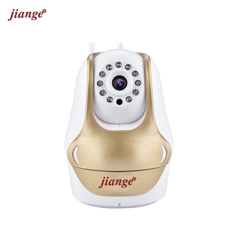ФОТО jiange English Version Wifi Wireless Mini IP Camera 720P Home Security CCTV Camera Active Infrared Night-vision Two-Way Audio