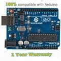 Placa de Controle para Arduino UNO R3 Placa de Desenvolvimento UnO R3
