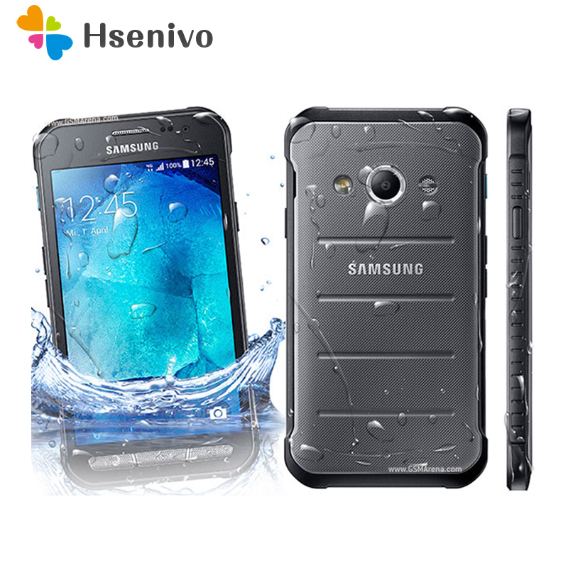 G388F Original Samsung Galaxy Xcover 3 G388 Android 4G LTE RAM 1.5GB ROM 8GB Quad Core 5.0MP 4.5