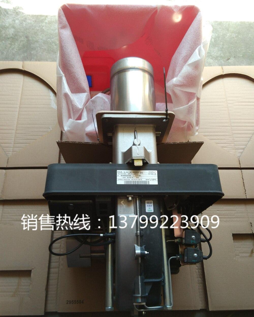 type Fuel Burner RL34 RL44 Light Oil Burner RL70 RL100 RL130 RL190type Fuel Burner RL34 RL44 Light Oil Burner RL70 RL100 RL130 RL190
