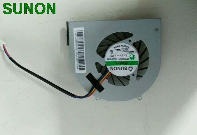 SUNON MF50060V1-B090-S99 CPU Cooling Fan For Q120 Q150 series laptop fan laptop cooling fan for asus pu500ca fan