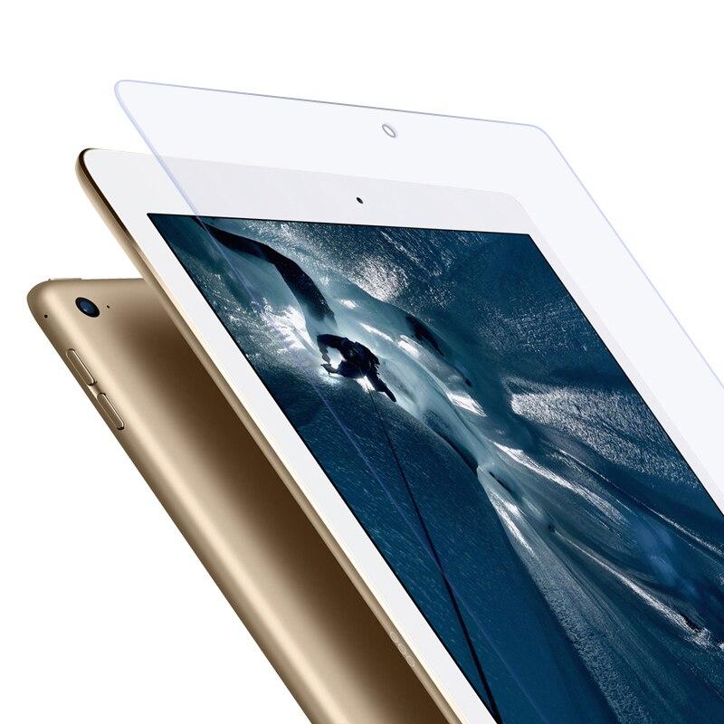Закаленное Стекло для Ipad 4 3 2 Mini 1 2 3 4 6 воздуха 1 2 9 H Премиум Экран протектор Плёнки чехол для Apple Ipad air2 air 1 Плёнки ...