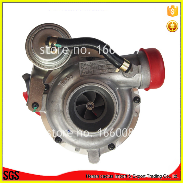 Electric Turbo Charger Rhf5 8973125140 Supercharger For Opel Monterey 4jx1t