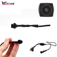 Wistino HD Mini AHD Camera 1080P CCTV TVI CVI Analog Camera System Surveillance Home Security Camera Micro Small Video Recorder