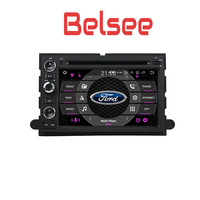 Belsee Android 8.0 Car DVD Player Radio Stereo Head Unit GPS Navigation Octa Core for Ford Fusion Explorer F150 Edge Expedition