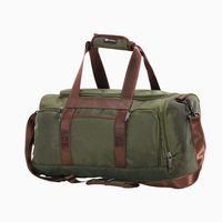 Suissewin Army Green Laptop Bag Fashional Big Travel Bag Large Capacity Mens Handbag For Tablets Sports