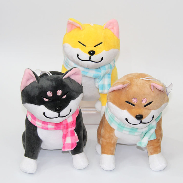 Top Pet Anime Adorable Dog - 3pcs-lot-Anime-Cute-Cartoon-Pet-Beilika-Dog-Plush-Soft-Stuffed-Plush-Dolls-Kids-Christmas-Gift  Pictures_117714  .jpg