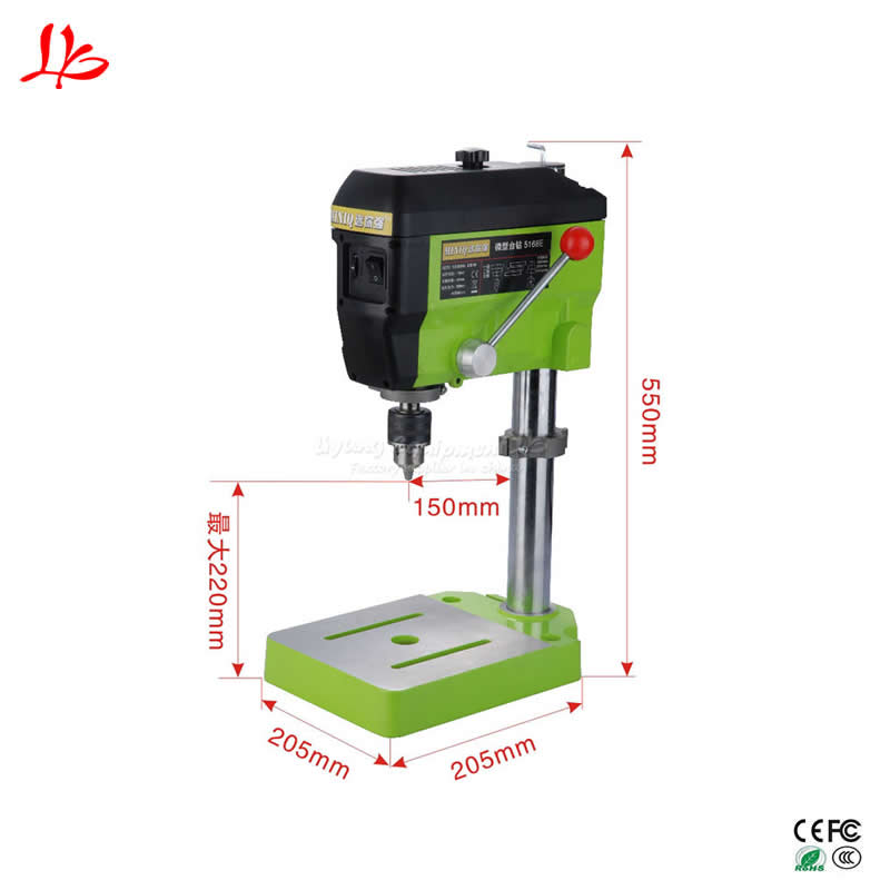 Mini Electric Drilling Machine Variable Speed Micro Drill Press Grinder  DIY Jewelry Drill MachinesMini Electric Drilling Machine Variable Speed Micro Drill Press Grinder  DIY Jewelry Drill Machines