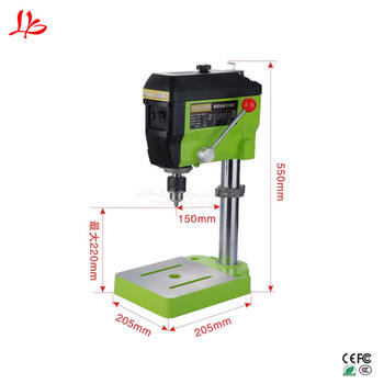 Mini Electric Drilling Machine Variable Speed Micro Drill Press Grinder  DIY Jewelry Drill Machines
