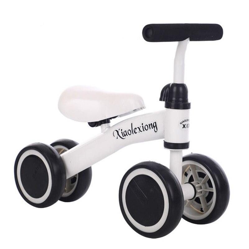 Vélo pour enfants avec balance ext apprendre à marcher avoir un sens de l'équilibre pour les jouets d'équitation enfants de 1 à 3 ans scooter enfant garçon walker