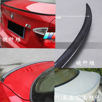 stock Fit for BMW 3 series E90 318i 320i 325i 330i 3M carbon fiber rear spoiler