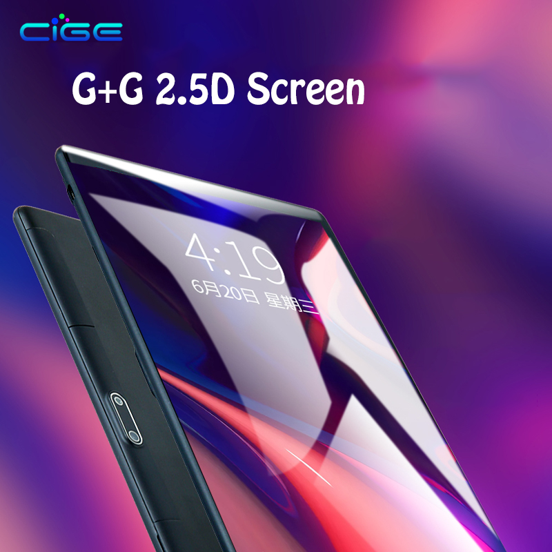 CiGe New 10.1 inch 4GB+32GB 64GB 3G Phone Call SIM card Android 7.0 Octa Core CE Brand WiFi FM Tablet pc IPS HD Screen Tablets