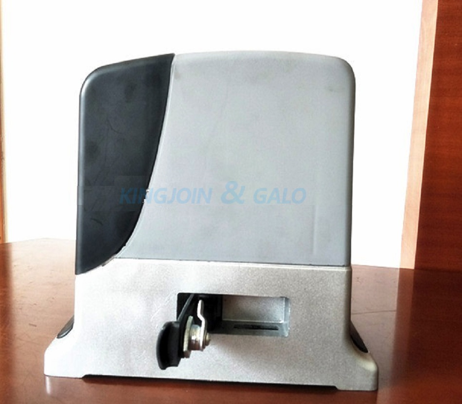 Automatic sliding gate opener motor operator with Remote control for 300 600kgs Residential door protection