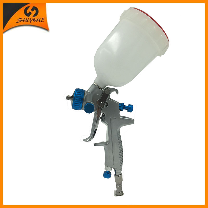 SAT0079 pneumatic air tool paint pneumatic paint sprayer air guns professional air spray paint gun removable car spray paint  цены
