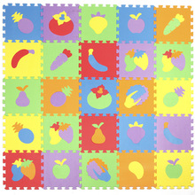 30*30*1cm Children Play Mat EVA Carpet Educational Baby Toys Rugs Puzzle PlayMat Crawling Kids Foam Mats Environmental Non-toxic