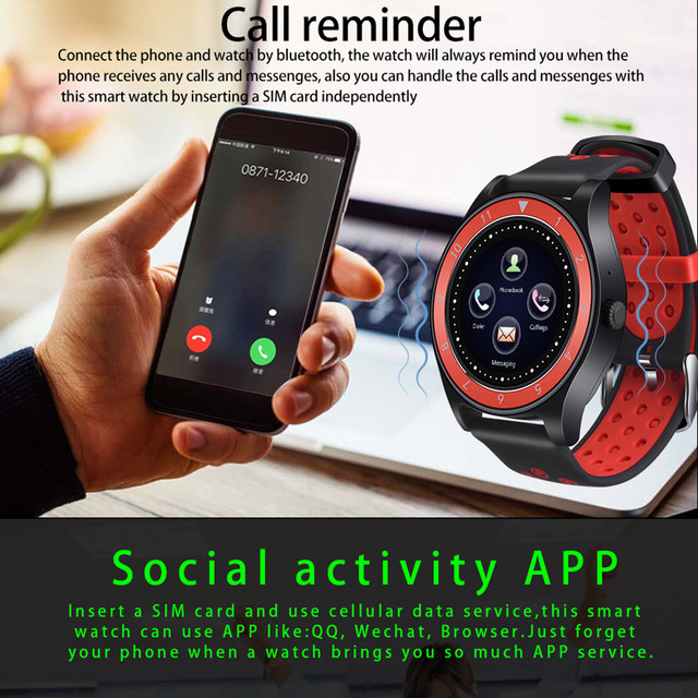 Beseneur R10 Smart Watch 3