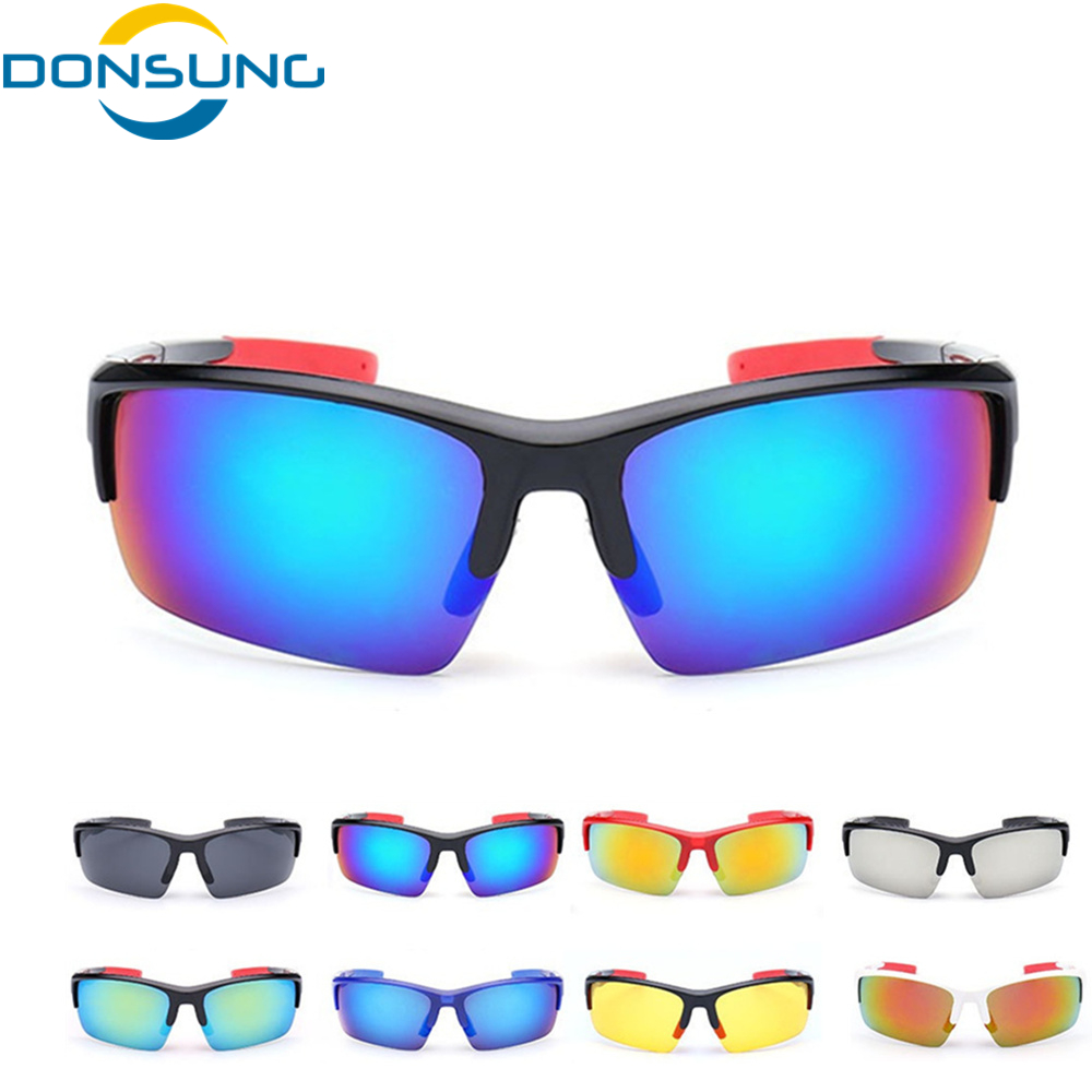 HOT! Cycling Glasses Bike Goggles Driving Fishing Outdoor Sports Sunglasses UV400 Big Lens Spectacles Sunglasses Oculos Ciclismo