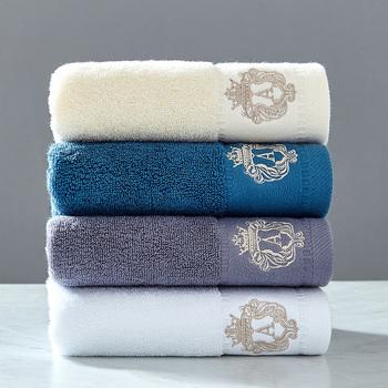 2019 wysokiej jakości 100 zestaw ręczników bawełnianych bathtowel + zestaw twarzy miękki ręcznik kąpielowy do twarzy ręcznik ręcznik łazienkowy zestawy tanie i dobre opinie KWIATY I CIAST Zwykły HANDMADE Plac 0 56KG BH-ASD Można prać w pralce Sprężone 20 s-25 s Stałe 100 bawełna organiczna