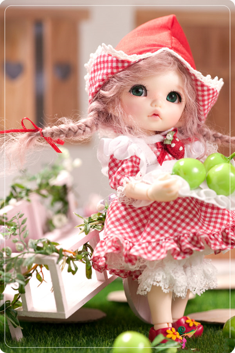AQK(AQK) 1/8 Dolls & Accessories resin BJD baby toys Elsa tsum Free eyes торшер leds c4 funk 25 4755 ci 23