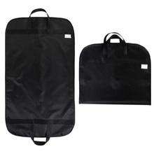 Профессиональная сумка для одежды, чехол, платье для хранения, нетканый дышащий пылезащитный чехол, дорожная переноск