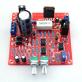 2016 NEW Free Shipping Red 0-30V 2mA-3A Continuously Adjustable DC Regulated Power Supply DIY Kit for school education lab E#TN