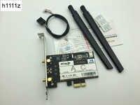 PCIE 7260AC 2,4G/5G Escritorio de doble banda 7260NGW no 7260HMW 867Mbps inalámbrico PCI-E Wi-Fi Bluetooth 4,0 WIFI tarjeta AC-7260 WLAN