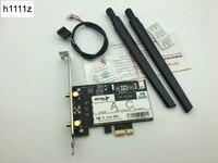PCIE 7260AC 2 4G 5G Dual Band Desktop 7260NGW Not 7260HMW 867Mbps Wireless PCI E Wi
