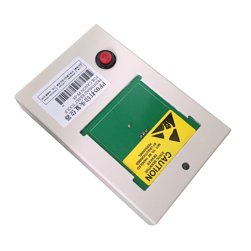 PF 05 Reset PrintHead Printer Head Chip Resetter Decoder for Canon iPF6300 6350 6400 6450 6460 8300 8300S 8400 9400