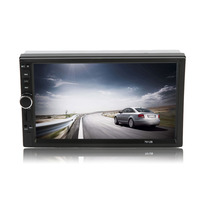 Cimiva Car Vehicle 7 Inch 7018B Screen TF Card Doule Din Bluetooth DVD Player Auto Multimedia