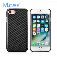 NAPOV 0 7mm Ultra Thin 100 Real Carbon Fiber Case For IPhone 6 Plus