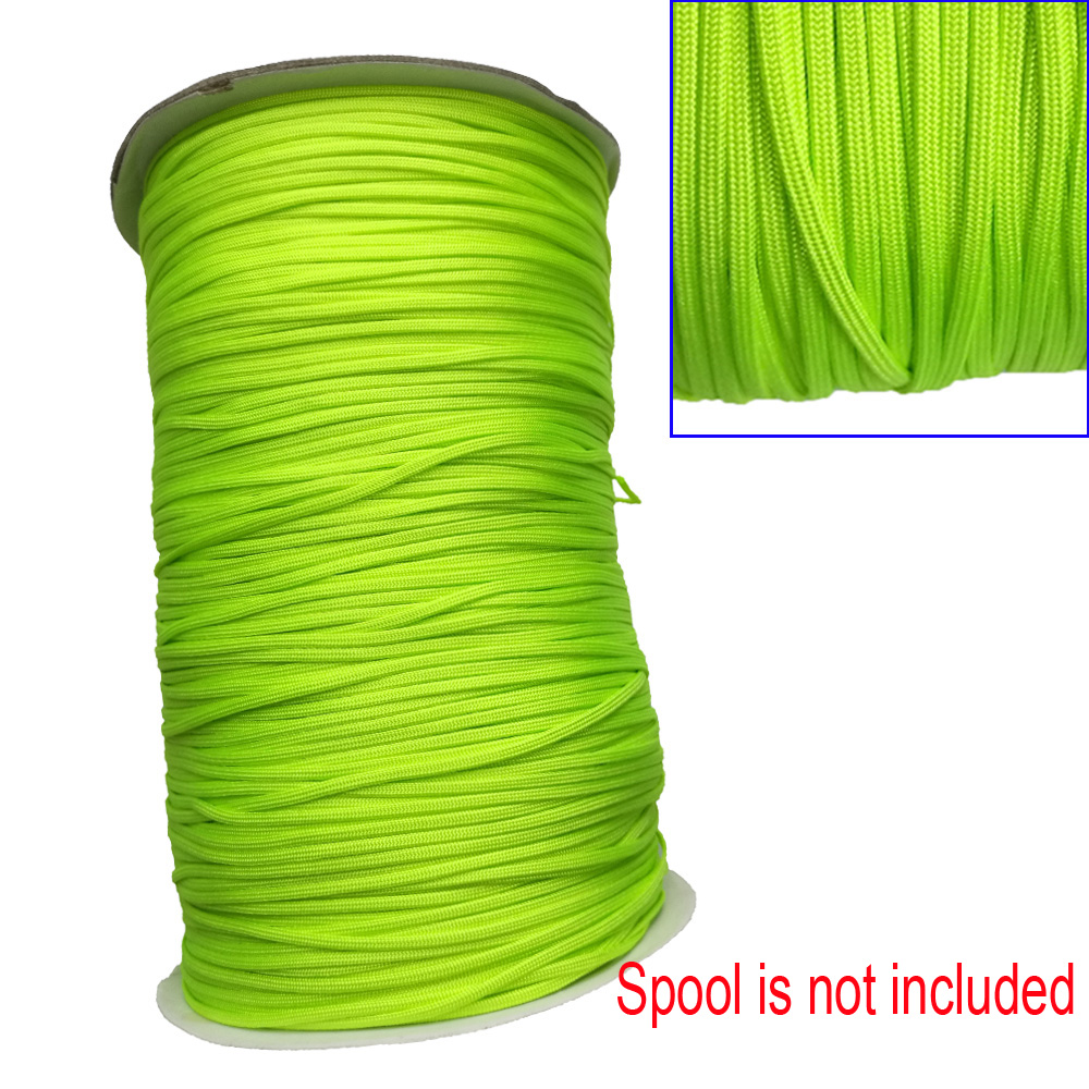 Polyester Flat Scuba Diving Reel Line Diver Underwater Finger Spool Reel Cord Rope Spearfishing Spear Cave Reef Rope