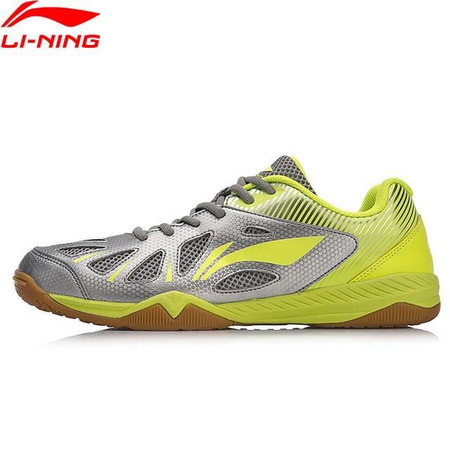 Li-Ning Men WHIRLWIND Table Tennis Shoes National Team Sponsor Wearable LiNing Sport Shoes Sneakers APTM003 YXT020