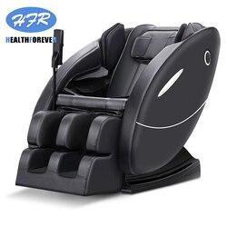 Корея, Индия, Япония, последнее исправление, дешево, электрический массажный стул для всего тела 4d, ноль тяжести, 3d, для ног, шиацу, источник п...