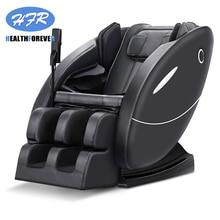 Korea India Japan latest fix cheap electric full body massage chair 4d zero gravity 3d foot shiatsu power supply price