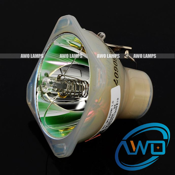 400-0402-00 Original bare bulb for PROJECTIONDESIGN M20, AVIELO PRISMA/QUANTUM, CINEO 20/EVO2 SX+/F2 SX+/F20 SX+/F22 SX+ 400 0402 00 projector lamp with housing for projection design f2f2 sx f20 f20 sx cineo 20
