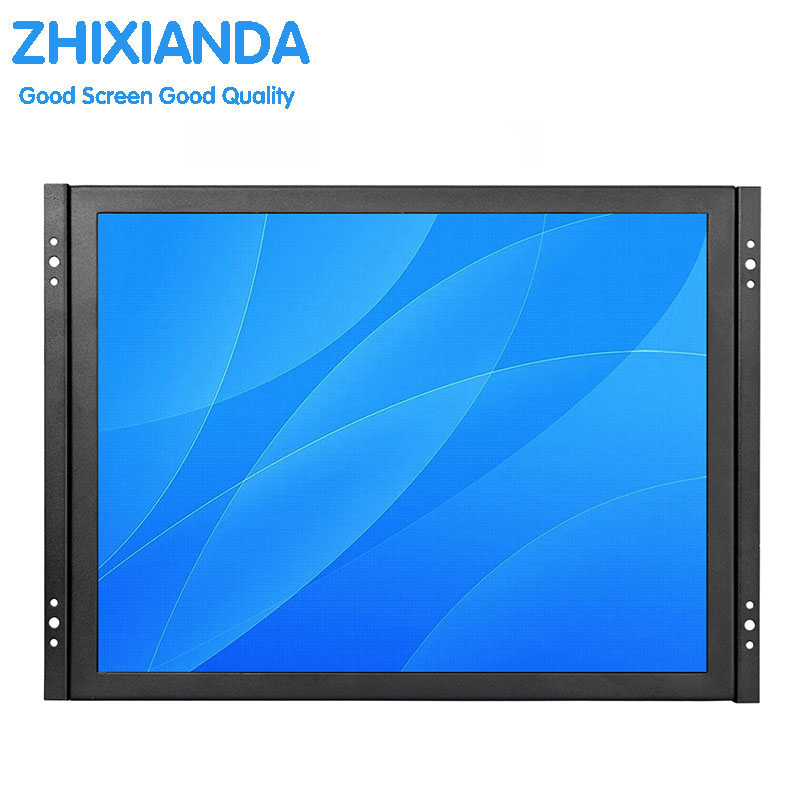 VGA HDMI touch monitor 15 inch 1024*768 HDMI resistive touch screen monitor for industrialVGA HDMI touch monitor 15 inch 1024*768 HDMI resistive touch screen monitor for industrial