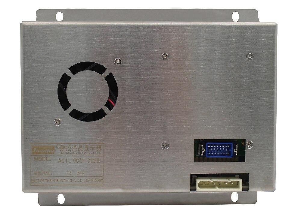 все цены на A61L-0001-0093 9inch Numerical control LCD Monitor Replace FANUC CNC DC24V CRT онлайн