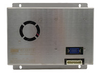 A61L 0001 0093 9inch Numerical control LCD Monitor Replace FANUC CNC DC24V CRT
