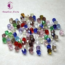 Loose Bicone Jewelry Crystal