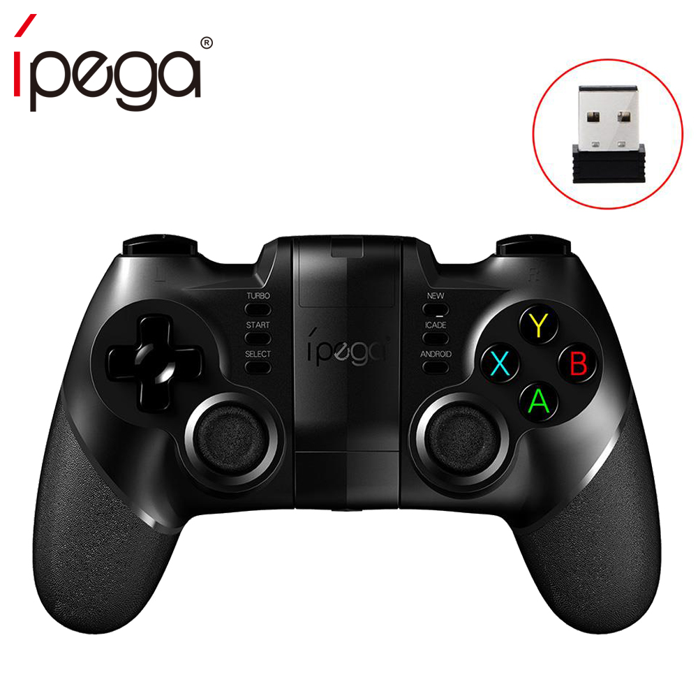 iPega PG-9076 PG 9076 Bluetooth Gamepad for PlayStation3 Controller with Holder for Android/ iOS/ Windows Smartphone Tablet PC projector lamp bulb an xr20l2 anxr20l2 for sharp pg mb55 pg mb56 pg mb56x pg mb65 pg mb65x pg mb66x xg mb65x l with houing