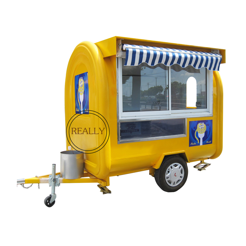 Attractive Multi Functional Food Trailer And New Food Truck Mobile Kitchen