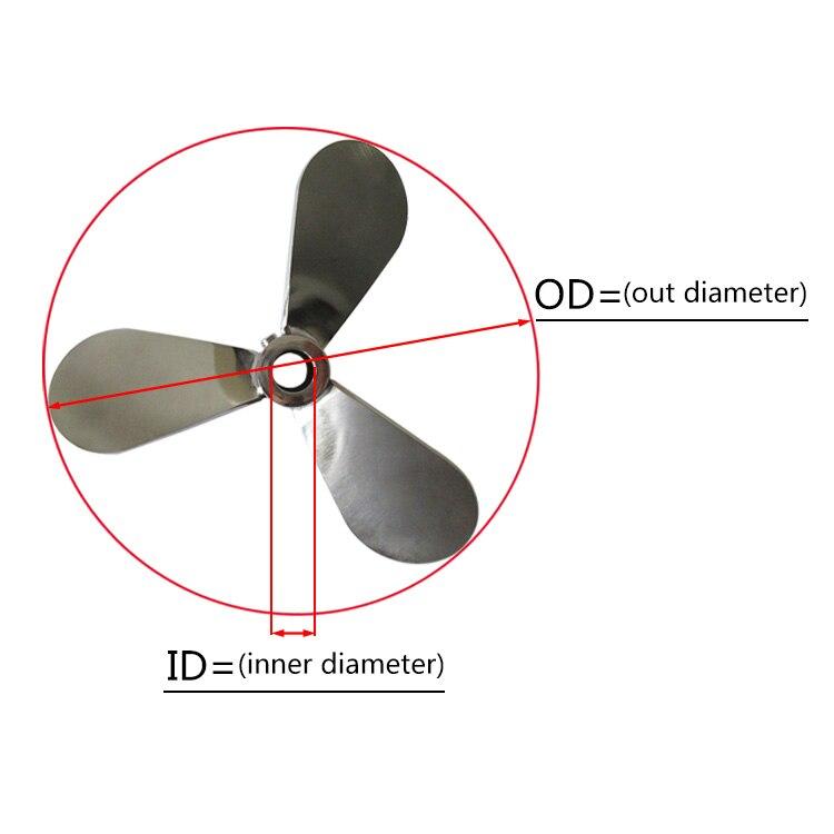 värvi propeller ja dispersioonplaat, segamislaba, segaja, erineva - Elektritööriistade tarvikud - Foto 3