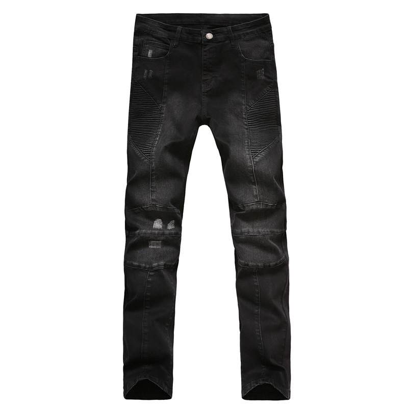 Online Buy Wholesale faded black jeans men from China faded black ...