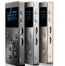 Xduoo X3 MP3 HIFI Music Player with HD OLED Screen Support APE/FLAC/ALAC/WAV/WMA/OGG/MP3