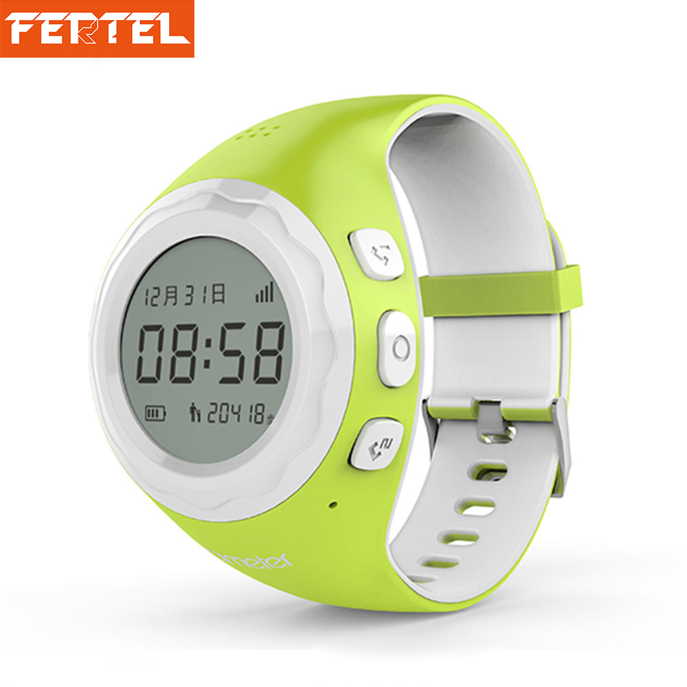 2018 GPS Tracker Smart Watch SOS Call High Quality Location Finder Locator Tracking for Child Anti Lost Monitor Baby Wristwatch 1pcs 2017 new gps tracking watch for kids q610s baby watch lbs gps locator tracker anti lost monitor sos call smartwatch child page 6