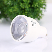 AC85 265V 5W WIFI GU10 control by remote or smartphone Colorful LED Mi light RGB bulbs free shipping