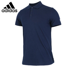 Original New Arrival 2017 Adidas ESS BASE POLO Men's POLO shirt short sleeve Sportswear