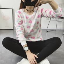 Warm Printed Jumper