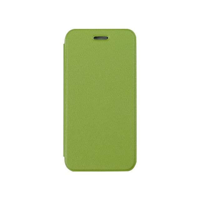 Чехол - книжка Clever Case SHELLCASE для Apple Iphone 6 plus (PU,   Зеленый)